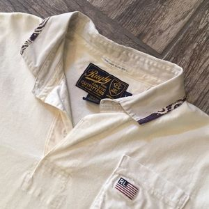 Rugby Athletic Outfitters By Ralph Lauren Shirt